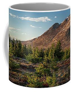 Wolverine Mt Near Sunset Coffee Mug