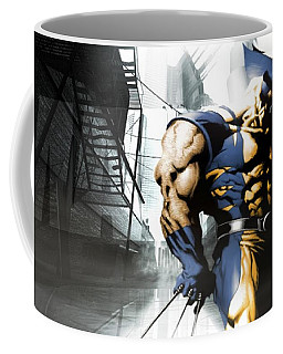 Wolverine Coffee Mug