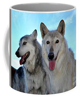 wolves IV Coffee Mug