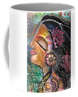 Woman Art Coffee Mug