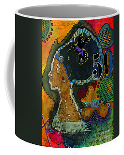Sistah Coffee Mug by Angela L Walker