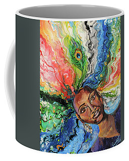 Woman Of Elements Coffee Mug