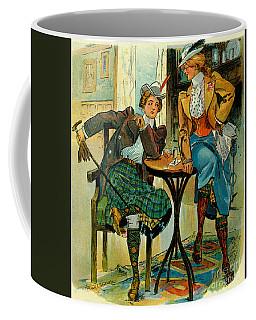 Woman's Club 1899 Coffee Mug by Padre Art