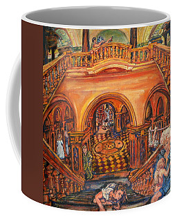 Woman's Place In Society Coffee Mug