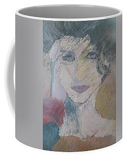 Woman's Portrait - Untitled Coffee Mug