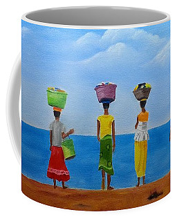 Women Of Africa  Coffee Mug