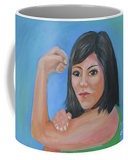 Women On The Rise 2 Coffee Mug