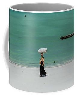 Women Worker Coffee Mug