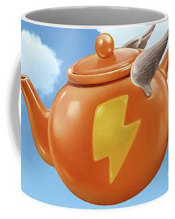 Wonder Teapot Coffee Mug