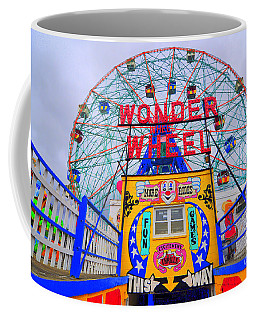 Wonder Wheel Coffee Mug