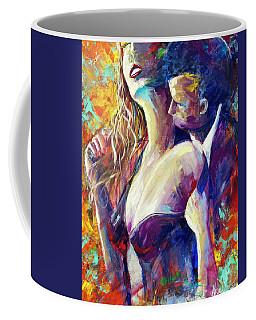 Wonderful Tonight Couple Making Love Coffee Mug