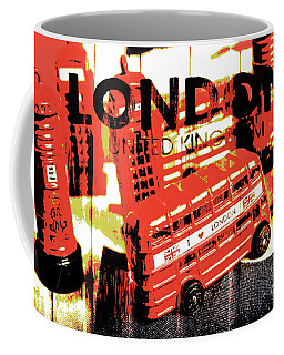 Wonders Of London Coffee Mug
