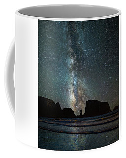 Coffee Mug featuring the photograph Wonders Of The Night by Darren White