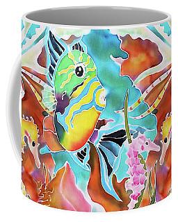 Wonders Of The Sea Mug Coffee Mug
