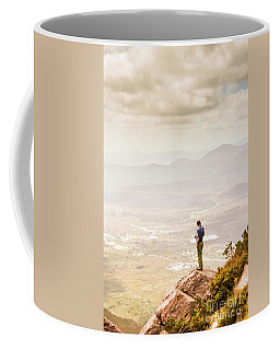 Wondrous Western Tasmania Coffee Mug