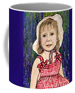 Won't You Be My Valentine? Coffee Mug by Kimberlee Baxter