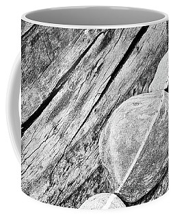 Wood And Stones Coffee Mug