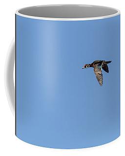 Wood Duck 2017-1 Coffee Mug by Thomas Young