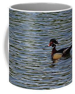 Wood Duck Coffee Mug