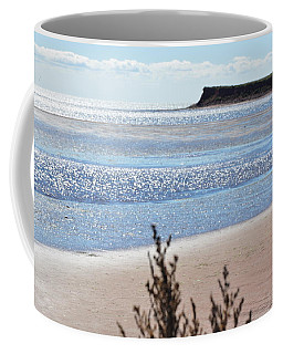 Wood Islands Beach Coffee Mug by Kim Prowse