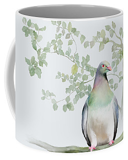 Wood Pigeon Coffee Mug