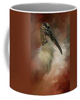 Wood Portrait  Coffee Mug