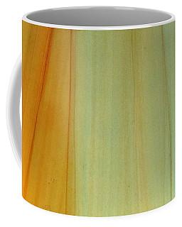 Wood Stain Coffee Mug