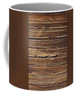 Wood Texture Coffee Mug