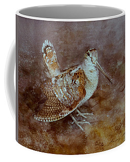 Woodcock Coffee Mug