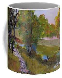 Wooded Scene Coffee Mug