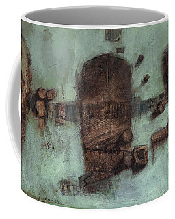 Symbol Mask Painting - 05 Coffee Mug