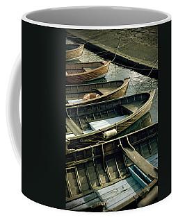 Wooden Boats Coffee Mug