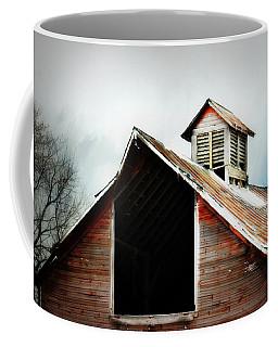 Wooden Cupola Coffee Mug