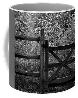 Wooden Gate Coffee Mug