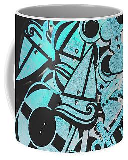 Wooden Harbour Coffee Mug