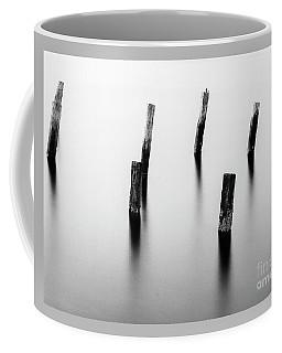 Wooden Post Coffee Mug