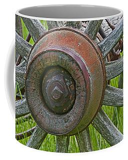 Wooden Spokes Coffee Mug