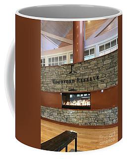 Woodford Reserve Fireplace Coffee Mug