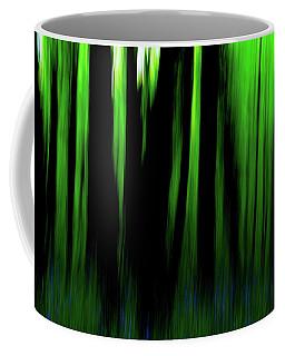 Woodland Abstract Iv Coffee Mug