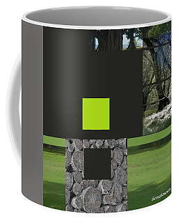 Woodland And Me Coffee Mug by Andrew Drozdowicz