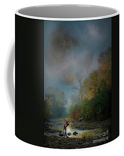 Woodland Elk Coffee Mug