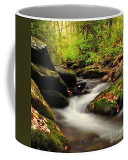 Woodland Fantasies Coffee Mug by Darren Fisher