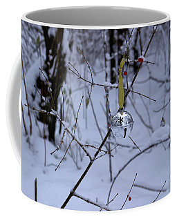 Coffee Mug featuring the photograph Woodland Holiday by Scott Kingery