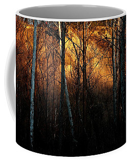 Woodland Illuminated Coffee Mug