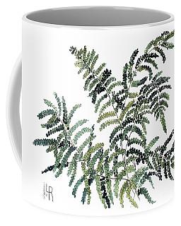 Woodland Maiden Fern Coffee Mug