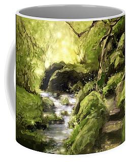 Woodland Steps Coffee Mug