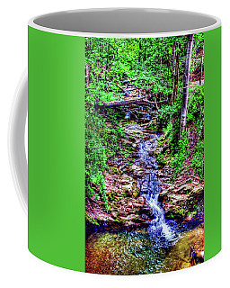 Woodland Stream Coffee Mug