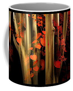 Coffee Mug featuring the photograph Woodland Whispers by Jessica Jenney