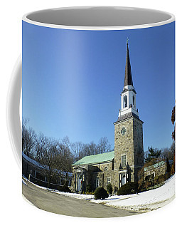 Woodlawn Cemetery Chapel Coffee Mug