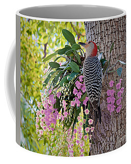 Woodpecker Heaven Coffee Mug